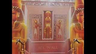 Download EARTH, WIND and FIRE. ″Magic mind, Runin', Brazilian rhyme″. 1977 vinyl full tracks lp ″All ''N All″ Video