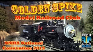 Download NMRA 2019 National Convention Salt Lake - The Golden Spike Model Railroad Club Video