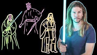 Download Why Death by Lightsaber Would Be Much Worse in Real Life! (Because Science w/ Kyle Hill) Video
