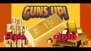 Download GunsUp How to get Free Gold Video