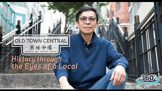Download History of Old Town Central through the Eyes of a Local Video