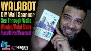 Download Walabot DIY Stud Finder: 🔩 LGTV Review Video