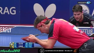 Download Timo Boll vs Dimitrij Ovtcharov (Champions League 2018) Final Video