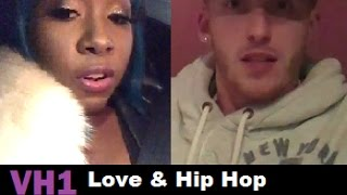 Download Bianca on DJ Drewski ″I dont want him, He on me″ & says y'all wanna be her #LHHNY Video