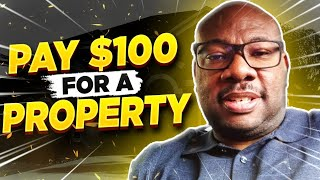 Download Pay $100 for a Property! Target Delinquent Property Taxes! Video