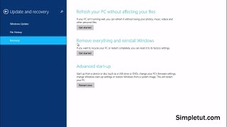 Download How to Format Your Computer –Windows 8, Windows 8.1 and Windows 10 Video