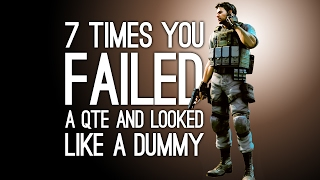 Download 7 Times You Failed a QTE and Looked Like an Hilarious Dummy Video
