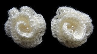 Download Crochet : Flor # 2 Video
