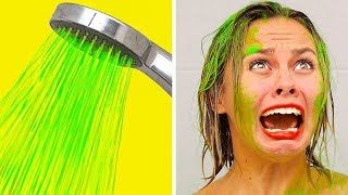 Download BEST FUNNY PRANKS ON FRIENDS || Family Funny Prank Wars by 123 GO! Video