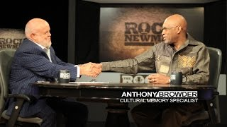 Download Anthony Browder on The Rock Newman Show Video