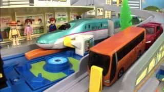 Download トミカ プラレール TOMICA PLARAIL VIDEO 2012 PART 2/4 Video