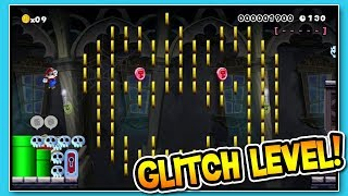 Download Psycrow's Halloween Challenge GLITCH Level Showcase | Super Mario Maker Video