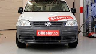 Download VW Caddy: Hvordan bytte bremseskiver og bremseklosser bak - 2004 til 2010 mod.(2K) Video