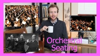 Download Ask A Maestro: Orchestral Seating Video