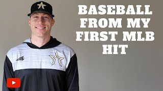 Download Baseball From My First MLB Hit Video