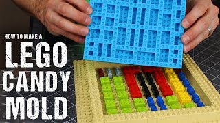 Download How-To Make a LEGO CANDY Mold Video