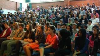 Download Beckham's Surprise High School Visit Video