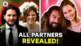 Download The Real Life Partners Of Game of Thrones Cast Revealed | ⭐OSSA Video