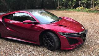 Download 2017 Honda Acura NSX First Drive and Walkaround Video
