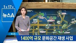Download 문화재 거리에 1천4백억 투입…손 의원 매입 시기는?   뉴스A Video