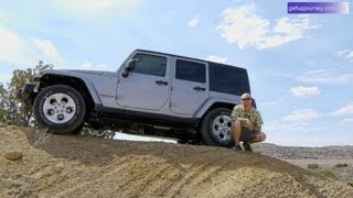 Download 2013 Jeep Wrangler Unlimited Sahara: The world's worst daily driver? Video
