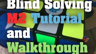 Download Blind Solving M2 Edge Tutorial for Rubik's Cube Video