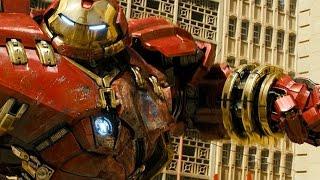 Download Avengers Age of Ultron - Hulk vs HulkBuster - Fight Scene - Movie CLIP HD Video