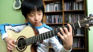 Download (The Eagles) Hotel California - Sungha Jung (2009.2.16) Video