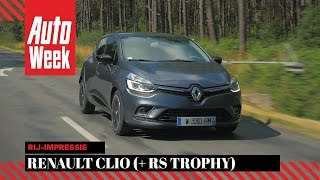 Download Renault Clio 2016 [& RS Trophy] - AutoWeek Review Video