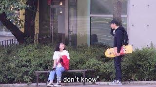 Download 외국인인 척 하기 몰래카메라 / Fake Foreigner Prank #1 Video