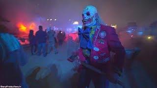 Download Terror Tram (Full Walkthrough) at Halloween Horror Nights at Universal Studios Hollywood Video