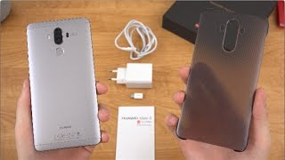 Download Huawei Mate 9 Unboxing and Impressions! Video