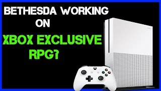 Download MEGATON! Bethesda Rumored To Be Making A New RPG Exclusive To Xbox And Shown At E3!! Video