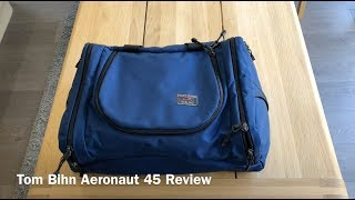 Download In Use. In The Real World - Tom Bihn Aeronaut 45 Review Video