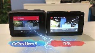 Download Yi 4K VS GoPro Hero 5 Ultimate Comparison Video