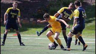 Download Men's Soccer vs Transylvania 9/16/18 Video