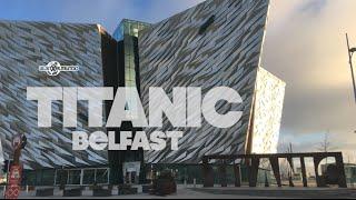 Download El museo del Titanic más grande del mundo! Irlanda #18 Video