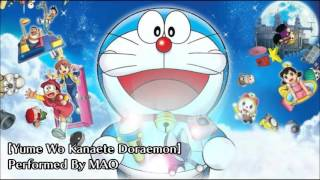 Download Yume wo Kanaete Doraemon - Doraemon Opening Song Video