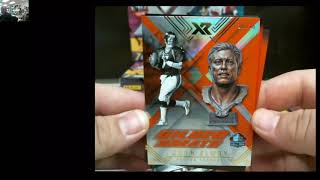 Download 2017 Panini XR Football Hobby Box Break 2 packs From Fresh Case Brew Town Trading Co Video