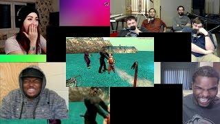 Download VanossGaming - Gmod Dragon Ball Z Parody Puppet Show Reaction Mashup!!! Video