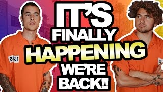 Download IT'S HAPPENING, WE'RE BACK Video