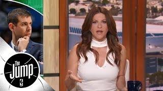 Download Rachel Nichols: Brad Stevens is way too good at his job | The Jump | ESPN Video