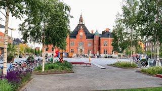 Download Sweden Walks: Umeå, Rådhusesplanaden Video