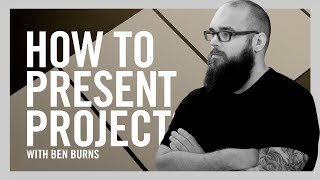 Download How To Present Logo Designs and Identity Projects to Clients Video