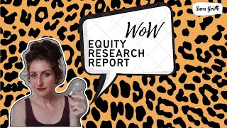 Download How to Write an Equity Research Report - Tips from Ex-Lehman Analyst Video