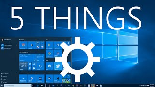 Download 5 Things You Should Do After Upgrading to Windows 10 Video