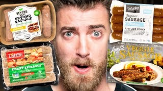 Download Ultimate Vegan Sausage Taste Test Video