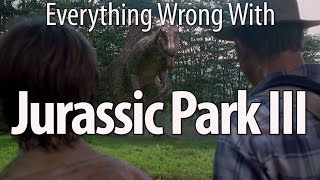 Download Everything Wrong With Jurassic Park III In 15 Minutes Or Less Video