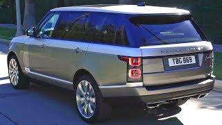 Download Range Rover SVAutobiography (2018) Better than Bentley Bentayga? Video