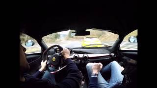 Download Ferrari LaFerrari Nurburgring Slow but with Powerslides Video